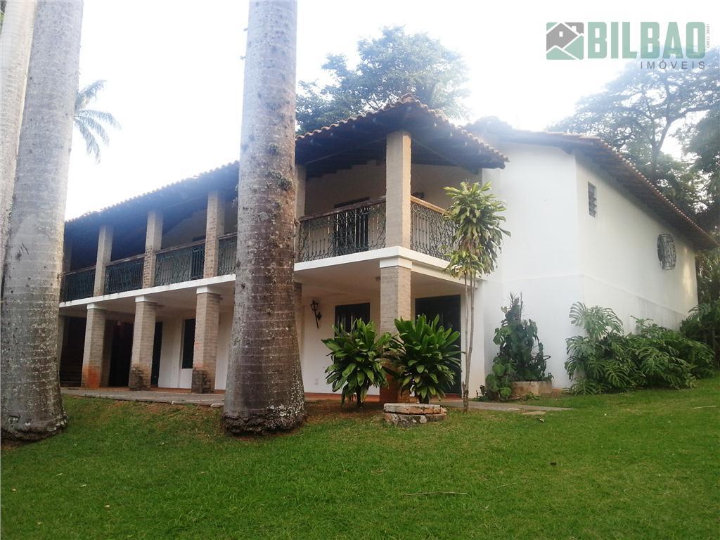 Chácara  residencial para locação, Nova Campinas, Campinas.