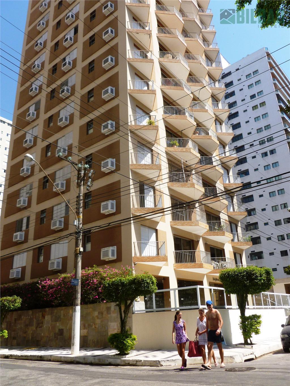 Apartamento  residencial para locação, Praia das Pitangueiras, Guarujá.