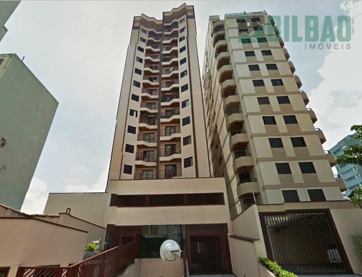 Apartamento residencial à venda, Centro, Campinas - AP0193.