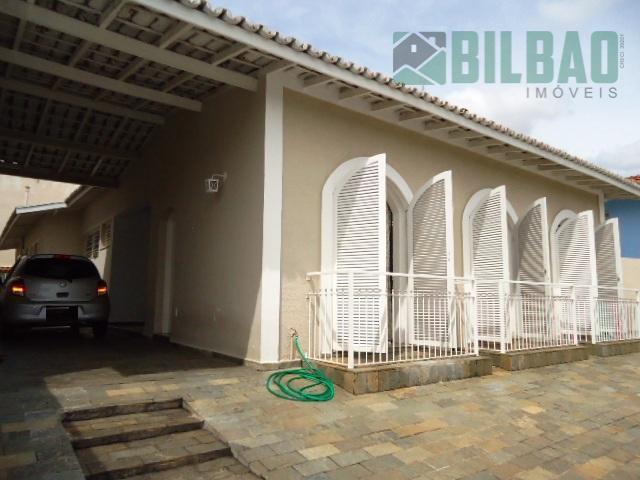 Casa comercial para locação, Nova Campinas, Campinas - CA0120.
