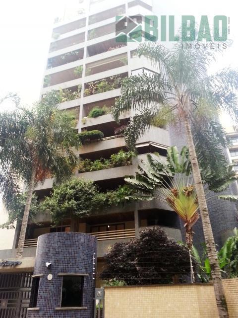 Apartamento residencial à venda, Cambuí, Campinas - AP0198.