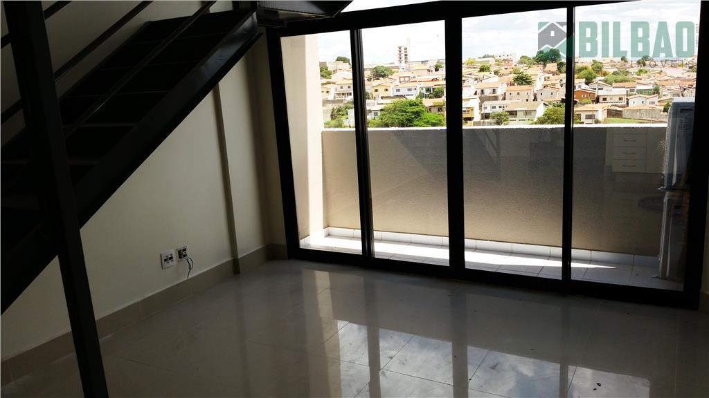 Sala comercial para locação, Jardim Chapadão, Campinas - SA0026.