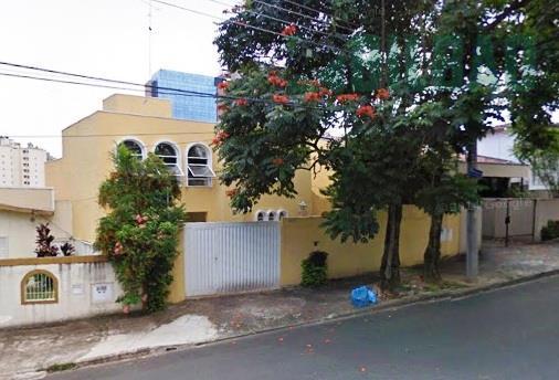 Casa  comercial para locação, Nova Campinas, Campinas.
