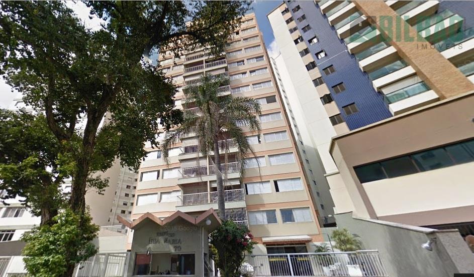 Apartamento residencial para locação, Centro, Campinas - AP0261.