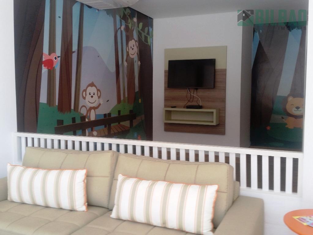 oportunidade - apartamento novo, guanabara, campinas, três dormitórios sendo um suíte, living para dois ambientes, lavabo,...