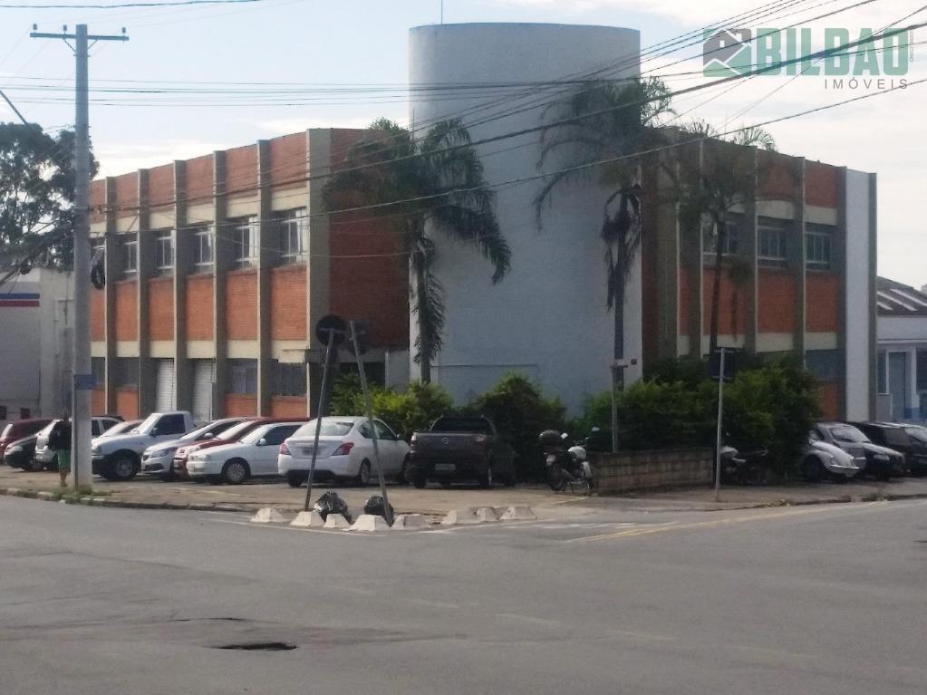 Galpão comercial para locação, Jardim do Trevo, Campinas - GA0004.