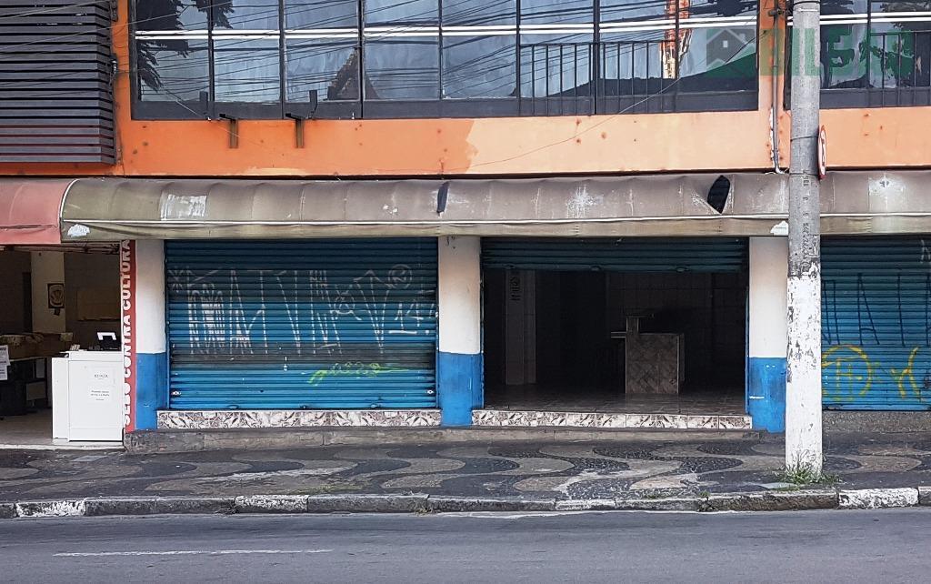 Salão comercial para venda e locação, Centro, Campinas - SL0018.