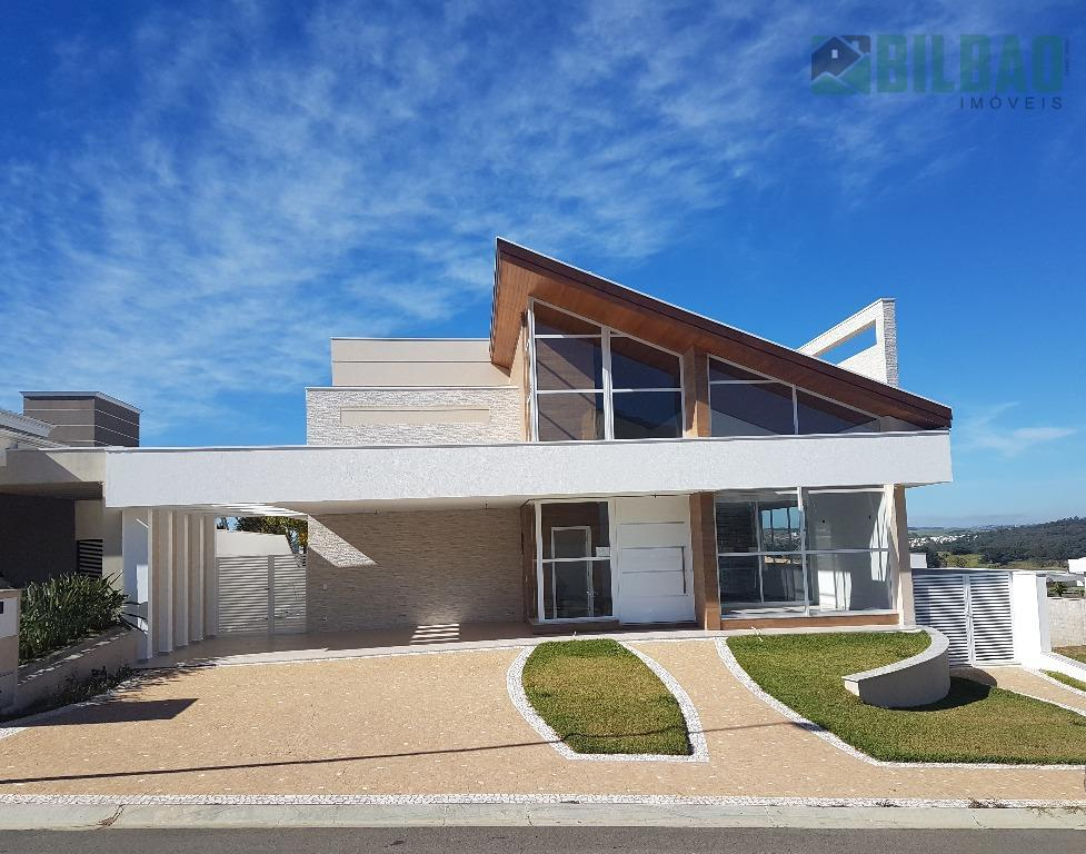 Casa à venda, Condomínio Mont Blanc Residence, Campinas.