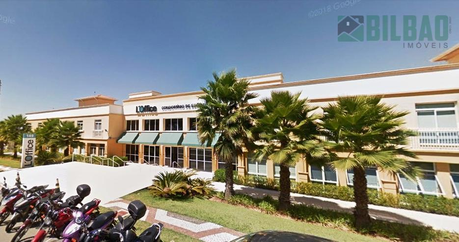 Sala comercial para locação, Ville Sainte Helene, Campinas - SA0002.
