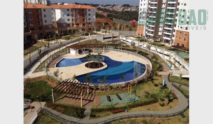 Apartamento à venda, Residencial Vila Bella Dom Pedro, Campinas.