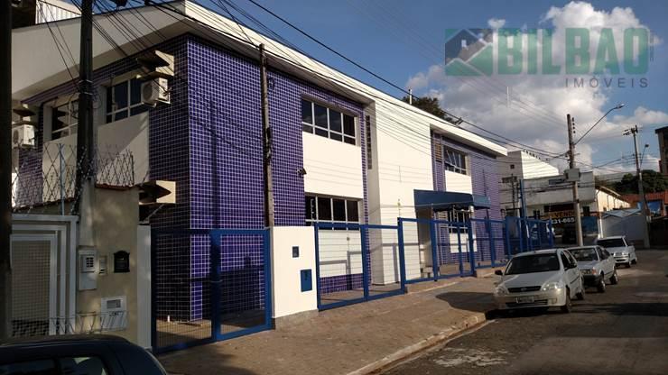 Prédio comercial para locação, Castelo, Campinas - PR0008.