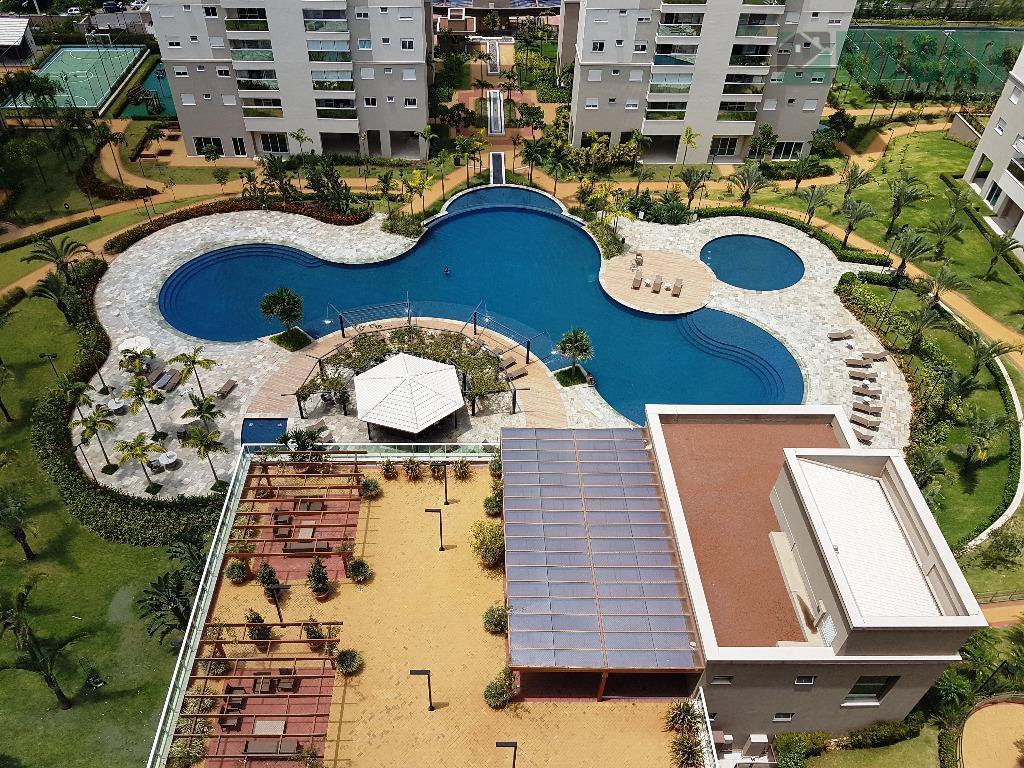 Acqua Galleria 3 suítes, 153 m² por R$ 1.500.000 - Fazenda São Quirino - Campinas/SP