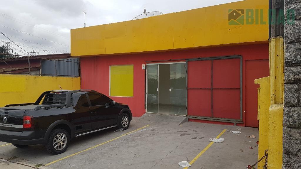 Casa comercial para locação, Jardim Paulicéia, Campinas - CA0054.