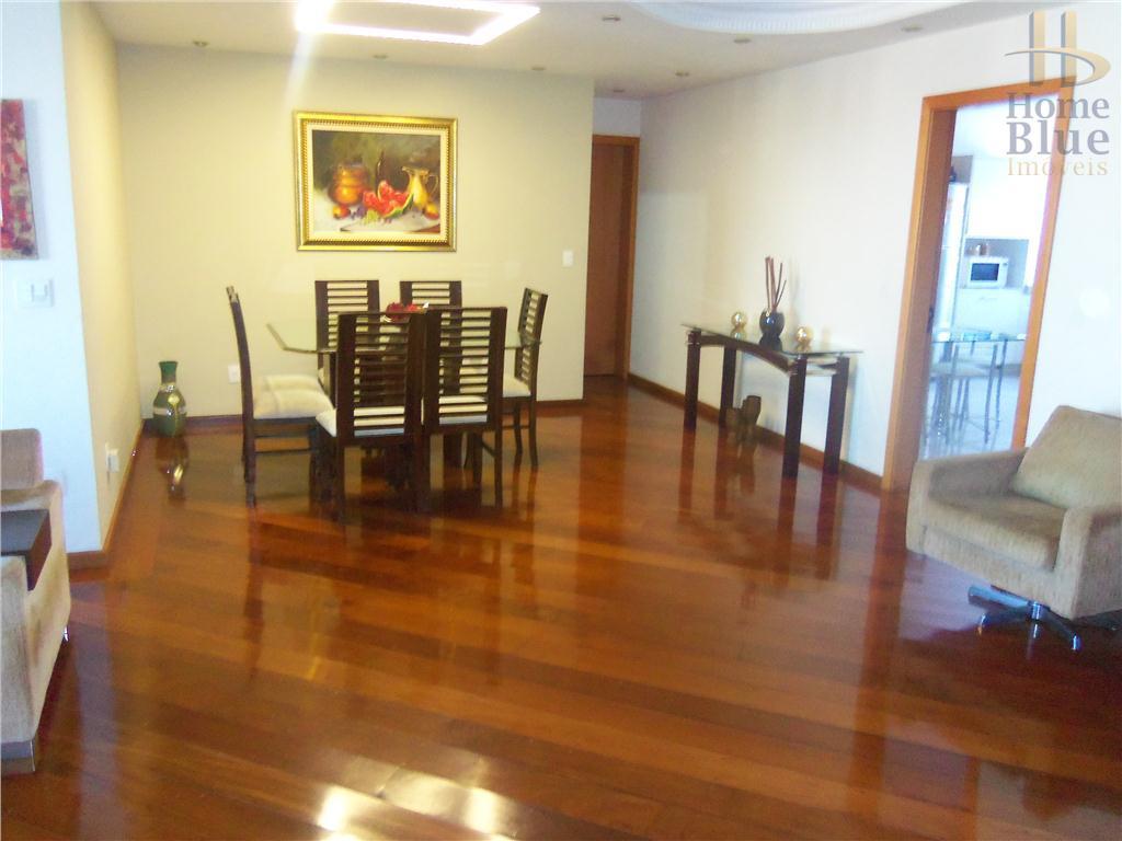 Apartamento residencial à venda, Jardim Bela Vista, Santo André.