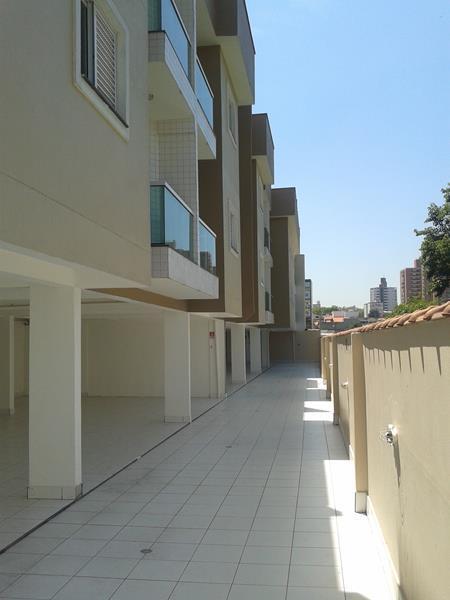Apartamento  residencial à venda, Vila Guiomar, Santo André.