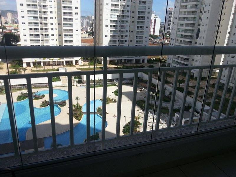 Apartamento  residencial à venda, Vila Lusitânia, São Bernardo do Campo.