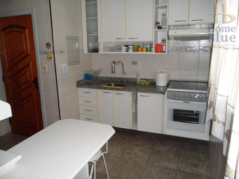 Apartamento  residencial para locação, Santo Antônio, São Caetano do Sul.