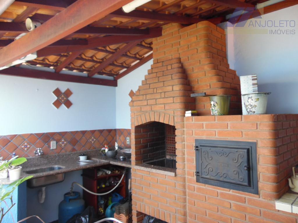 Casa Residencial Venda Residencial Santa Luiza Ii Nova Odessa