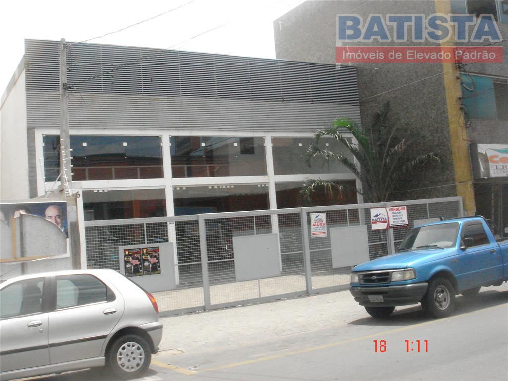 Salão comercial para locação, Centro, Pindamonhangaba.