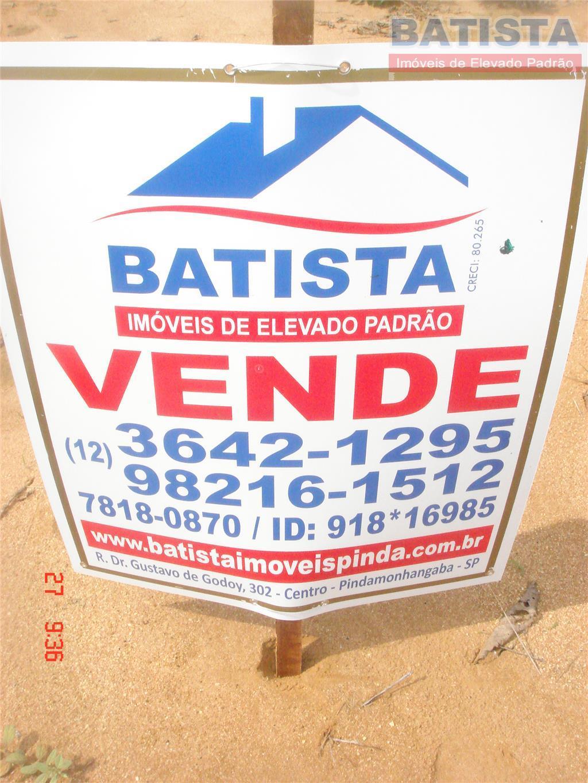 Terreno residencial à venda, Centro, Pindamonhangaba.