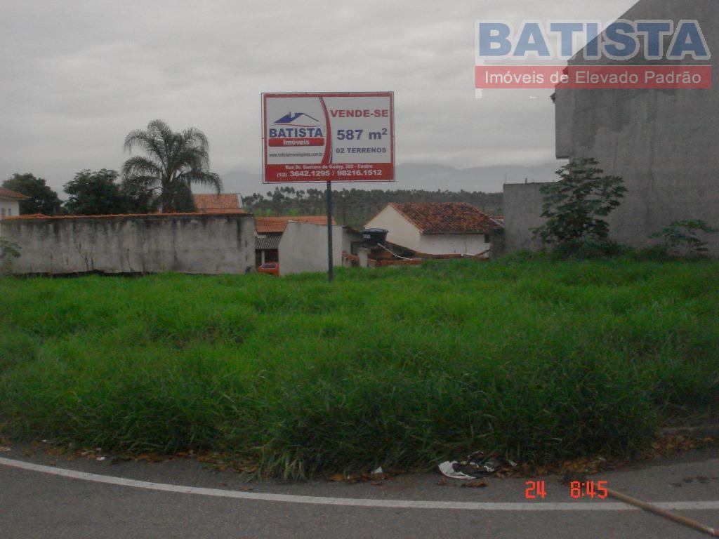 Terreno residencial à venda, Mombaça, Pindamonhangaba.