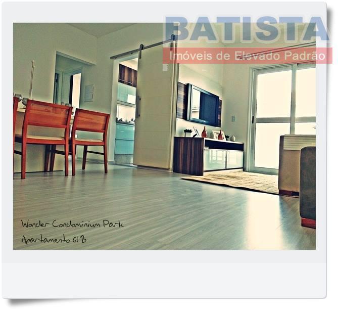 Apartamento residencial para venda e locação, Alto do Cardoso, Pindamonhangaba.