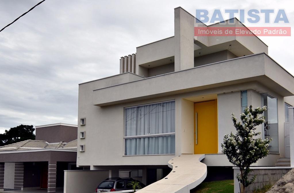 Sobrado residencial à venda, Condomínio Reserva dos Lagos, Pindamonhangaba.
