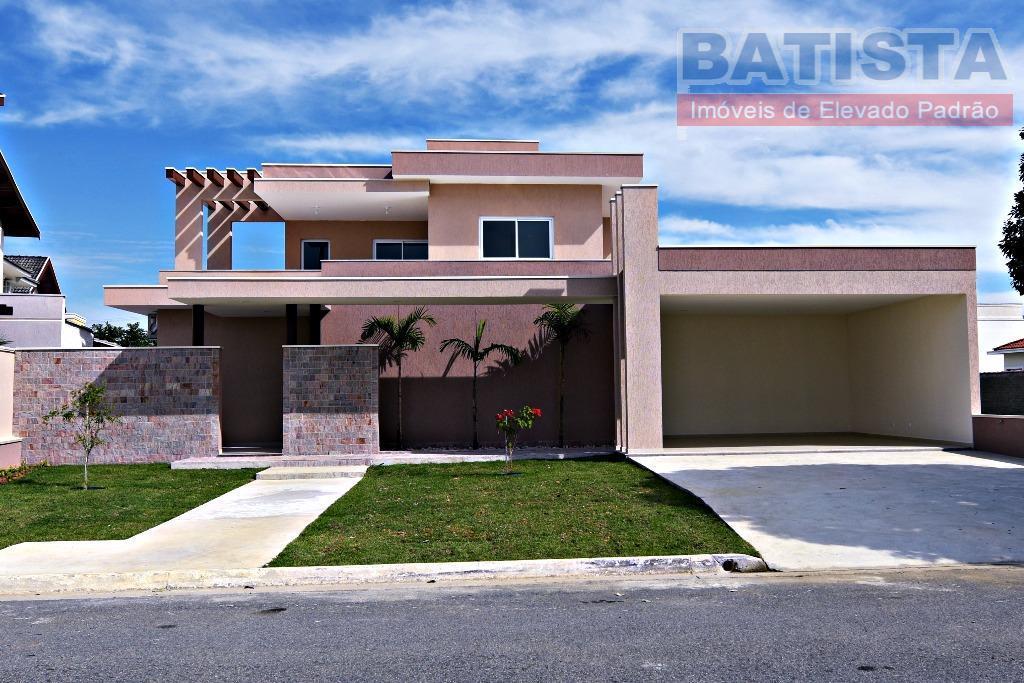 Sobrado residencial à venda, Condomínio Real Ville I, Pindamonhangaba.
