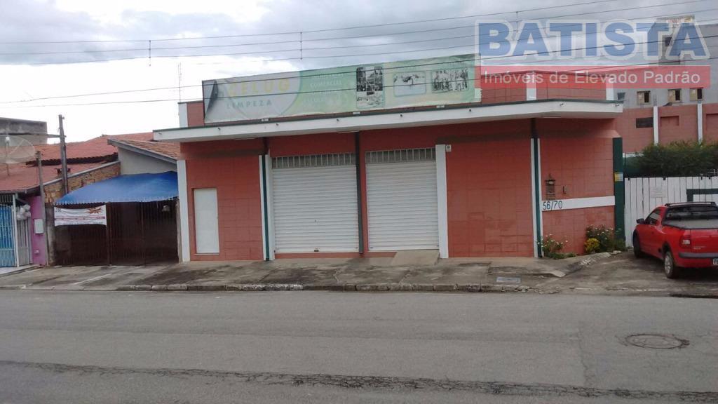 Salão comercial à venda, Santana, Pindamonhangaba.