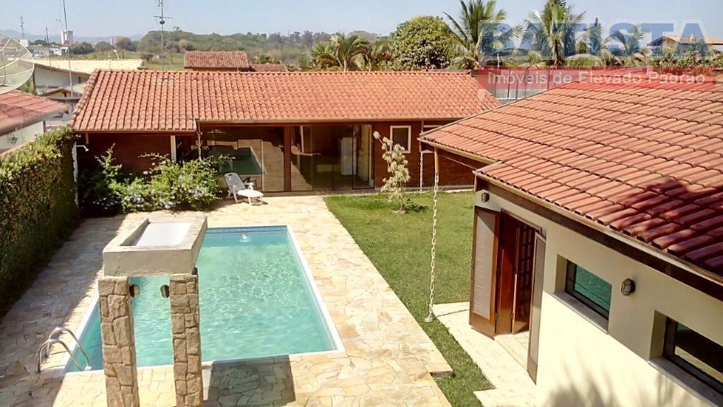 Sobrado residencial à venda, Jardim Residencial Doutor Lessa, Pindamonhangaba.