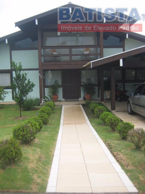 Casa residencial à venda, Parque Lago Azul, Pindamonhangaba.