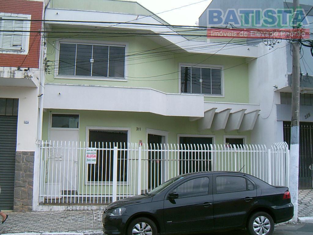 Sobrado comercial à venda, Centro, Pindamonhangaba.