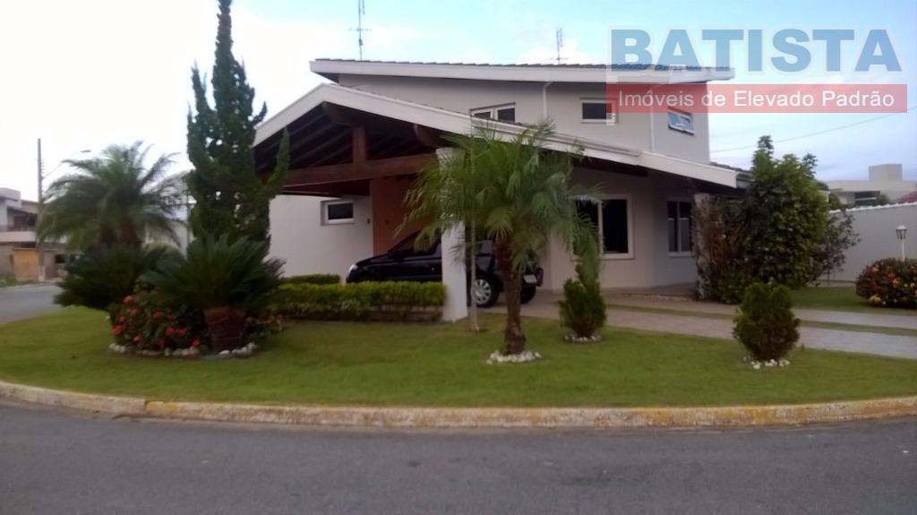 Casa residencial para venda e locação, Condomínio Real Ville I, Pindamonhangaba.