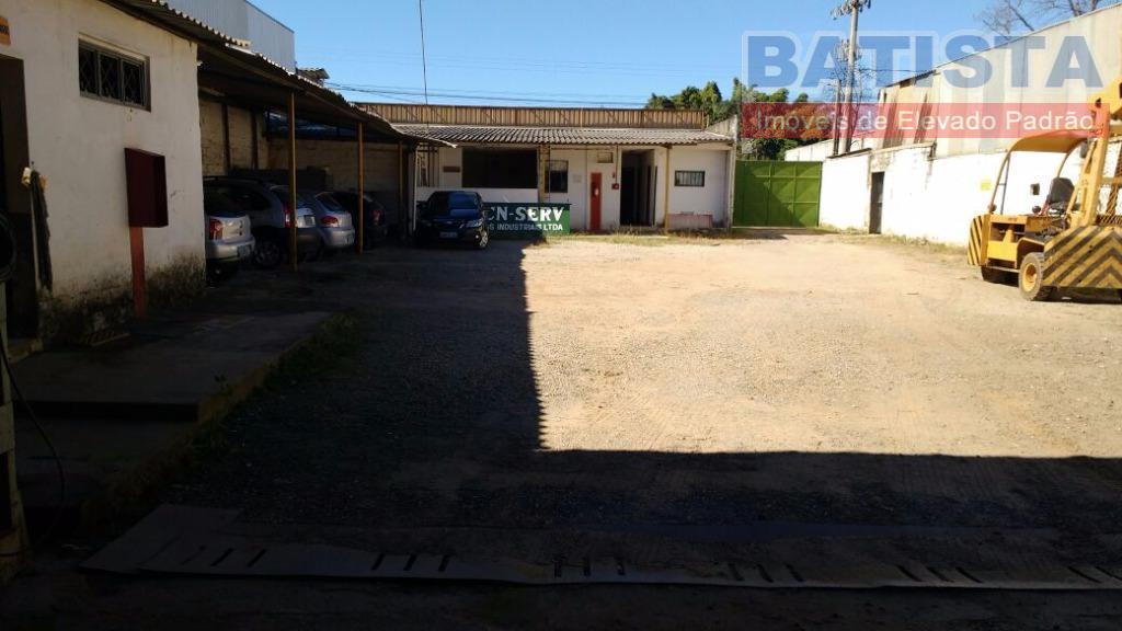 Galpão comercial à venda, Jardim Eloyna, Pindamonhangaba.