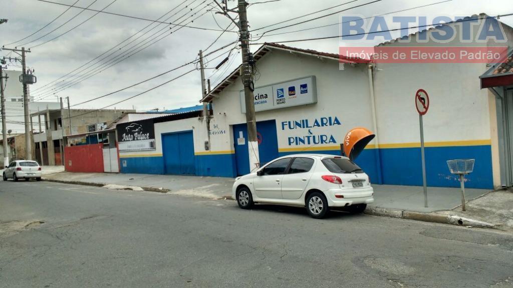 Terreno residencial à venda, Santana, Pindamonhangaba.