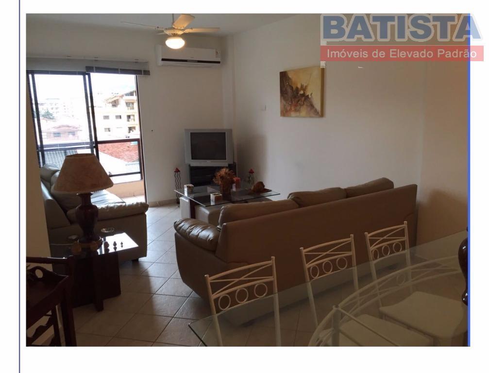 Apartamento residencial à venda, Cruzeiro, Ubatuba.