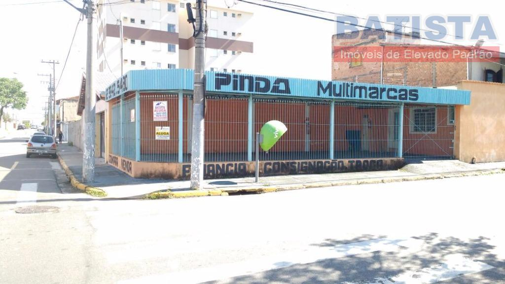 Salão comercial para locação, São Benedito, Pindamonhangaba.