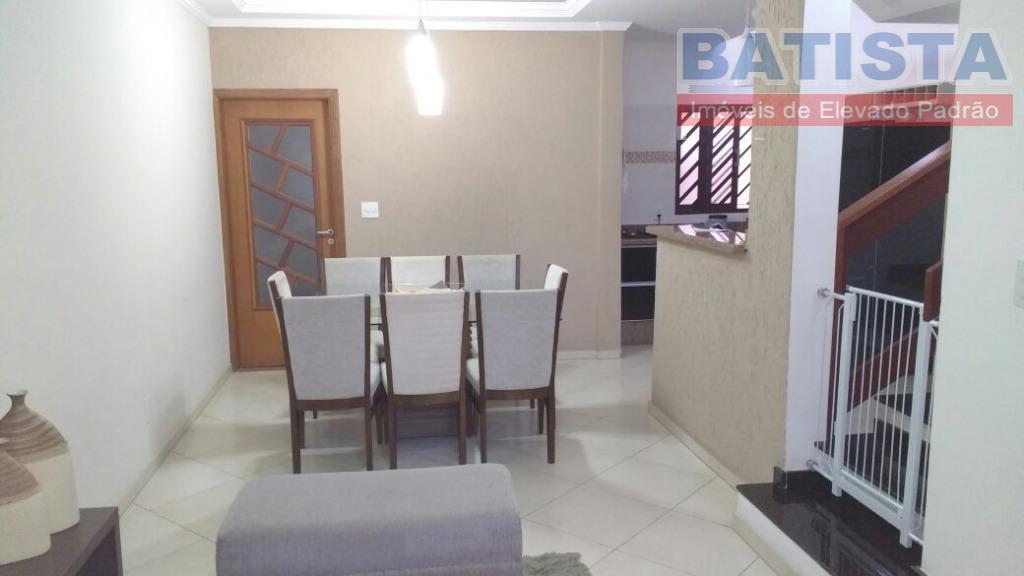 Sobrado residencial à venda, Conjunto Habitacional Terra dos Ipês II (Fase I), Pindamonhangaba.