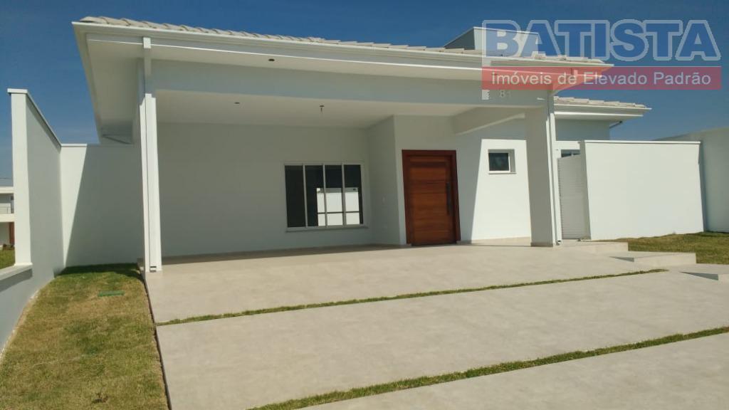 Casa residencial à venda, Condomínio Residencial Real Ville, Pindamonhangaba.