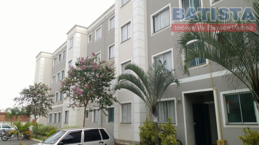 Apartamento residencial à venda, Crispim, Pindamonhangaba.