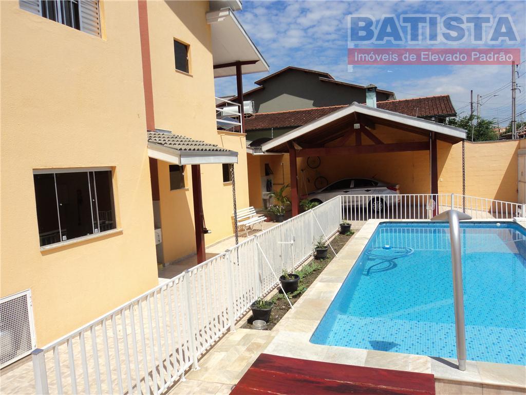 Sobrado residencial à venda, Residencial Campo Belo, Pindamonhangaba.