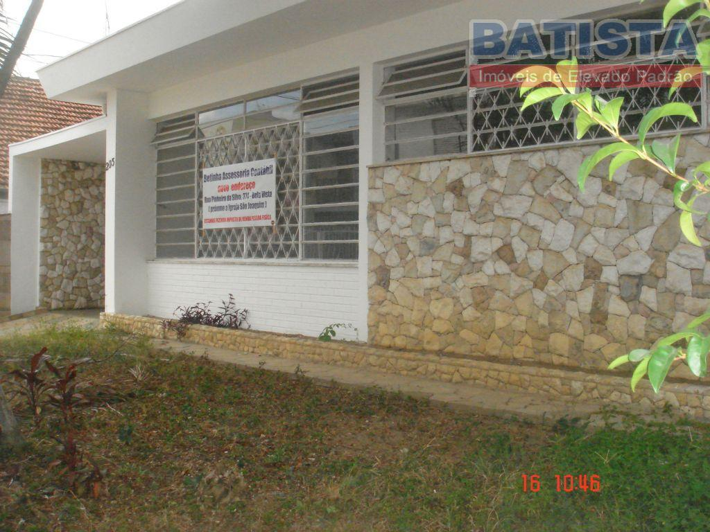 Casa residencial para venda e locação, Centro, Pindamonhangaba.