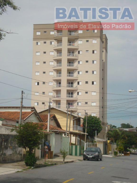 Apartamento residencial à venda, Vila São Carlos, Taubaté.