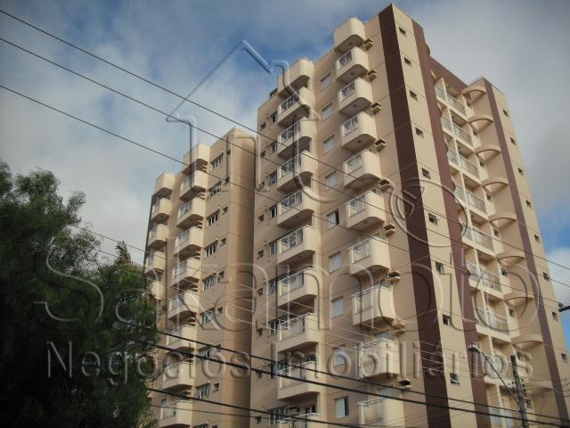 Apartamento Residencial à venda, Jardim Faculdade, Sorocaba - AP0269.