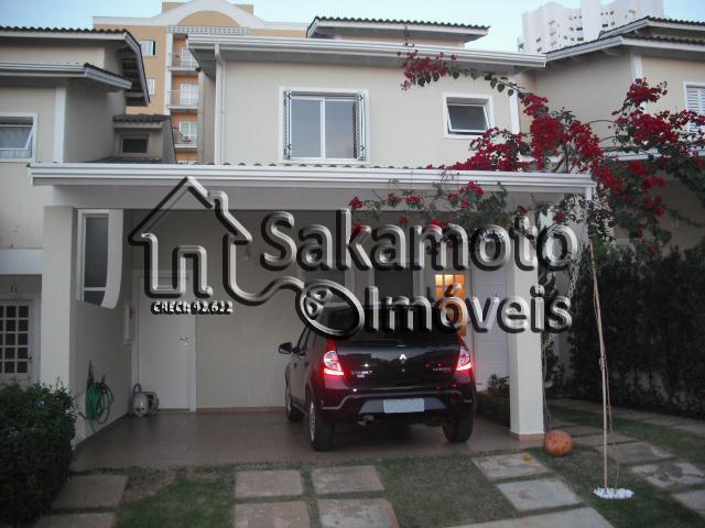 Sakamoto Imóveis - Casa 3 Dorm, Sorocaba (SO0427)