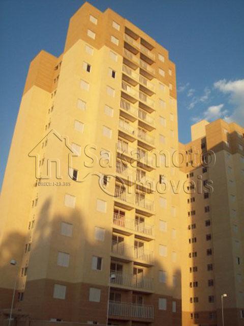 Apartamento  residencial para locação, Central Parque Sorocaba, Sorocaba.