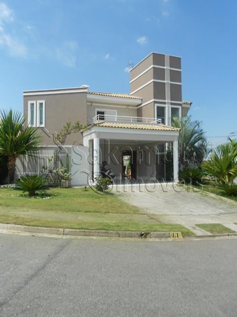 Casa 4 Dorm, Condomínio Ibiti Royal Park, Sorocaba (SO1413)