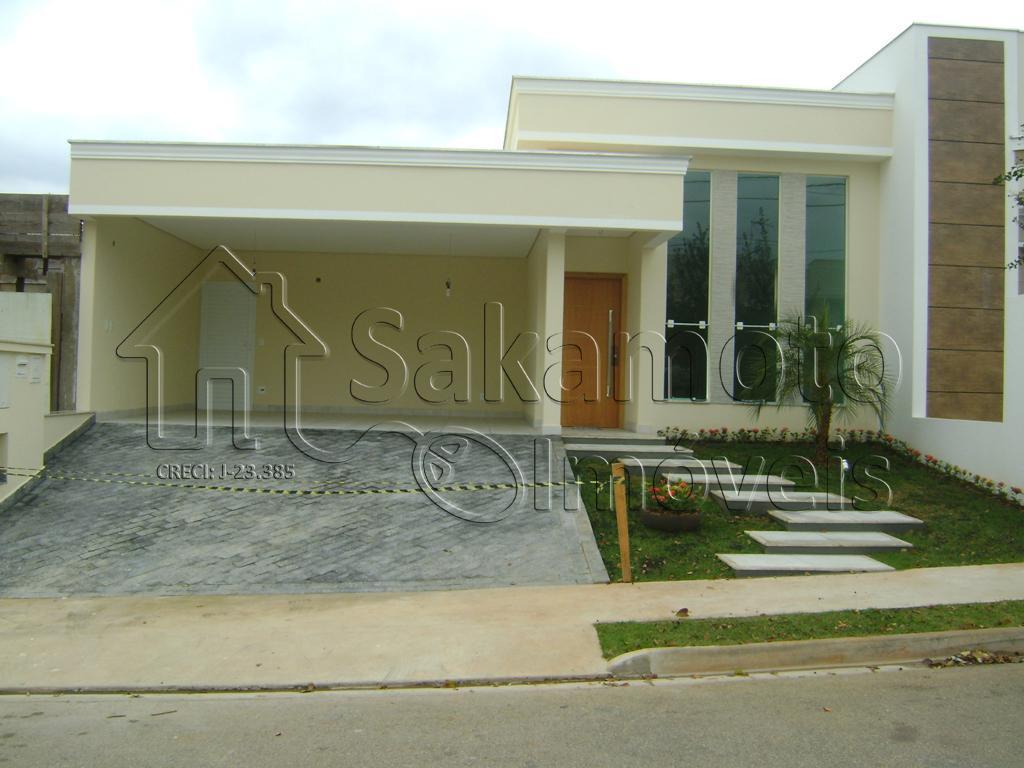 Casa 3 Dorm, Condomínio Ibiti Royal Park, Sorocaba (CA2165)