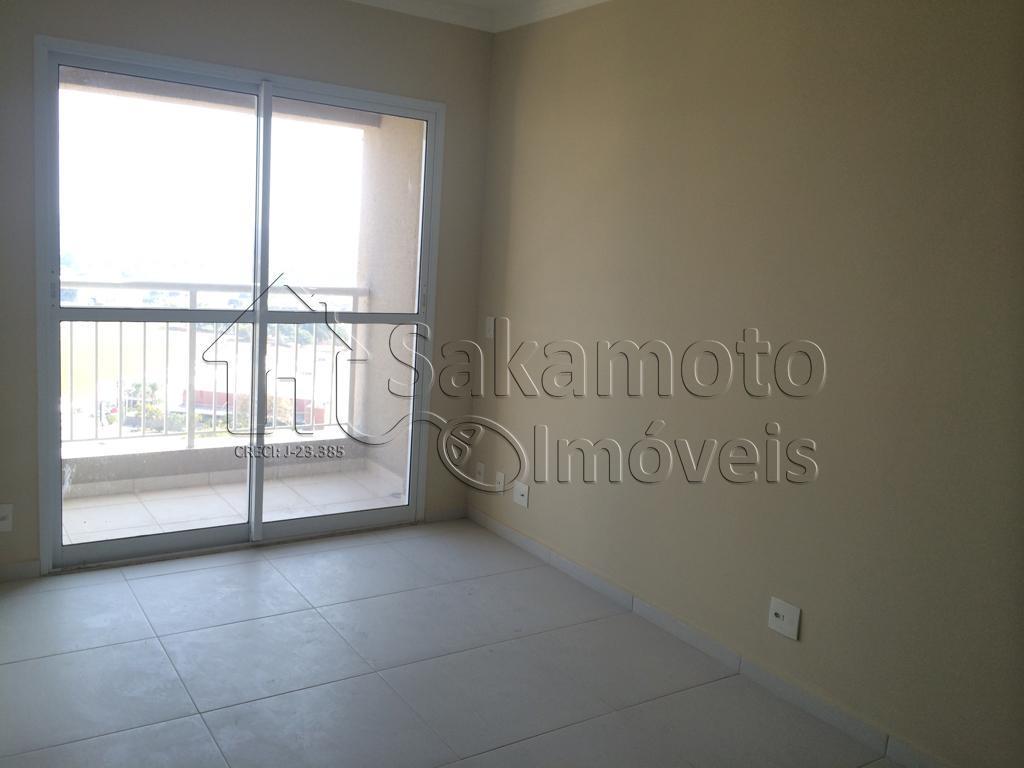 Apartamento residencial para locação, Jardim São Carlos, Sorocaba - AP1831.