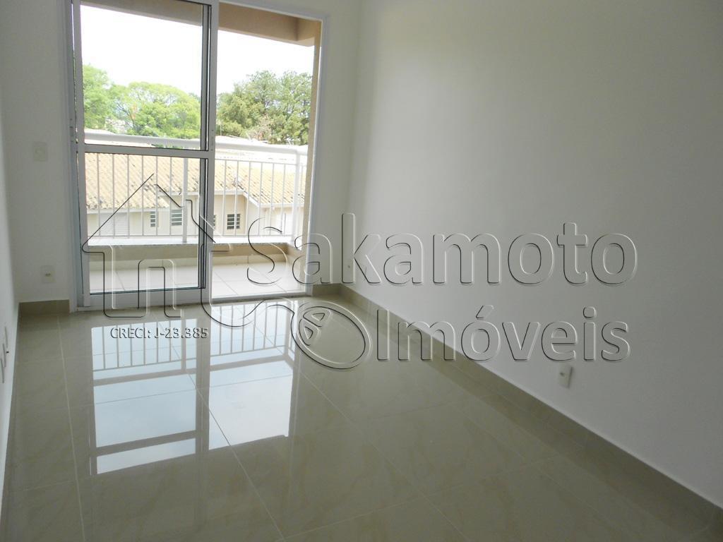 Apartamento residencial para locação, Jardim São Carlos, Sorocaba - AP1934.